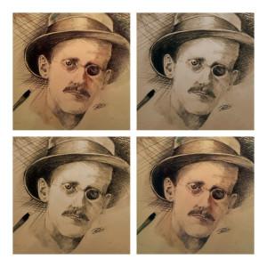 James-Joyce ritratti