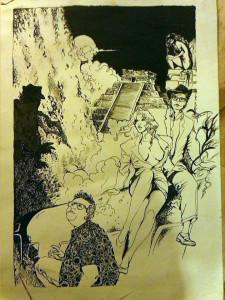 Viaggio a Tulum - Fellini & Manara Tribute